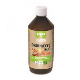 STC NUTRITION DRAINAXYL 500 THE PECHE 500ML