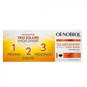 OENOBIOL Solaire intensif préparateur capital jeunesse 3x30 capsules