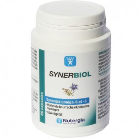 NUTERGIA Synerbiol 60 capsules