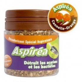 Aspiréa Désodorisant Spécial Aspirateurs Cannelle-Orange