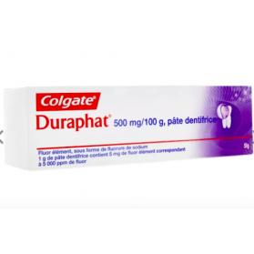 Colgate Duraphat dentifrice 51 g