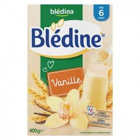 BLEDINA BLÉDINE VANILLE ÉTUI 400G - DÈS 6 MOIS