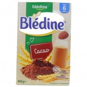BLEDINA Blédine Cacao +6mois 400g