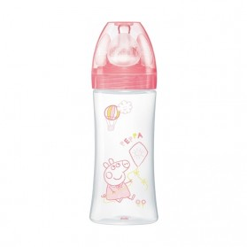 Dodie Biberon Initiation+ +6 m 330 ml Peppa Pig Peppa