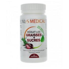 Medical Réduit les Graisses + Sucres 120 comprimés