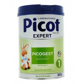 PICOT Lait Expert Picogest 1er âge 800g