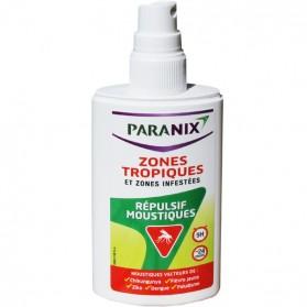 PARANIX ZONES TROPIQUES REPULSIF MOUSTIQUES 90ML