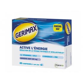 GERIMAX ACTIVE L'ENERGIE 30 COMPRIMES