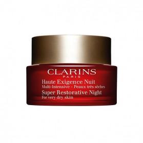 Clarins Multi Intensive Crème Haute Exigence Nuit Peaux Très Sèches 50ml