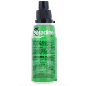 Betadine verte bain de bouche 125 ml