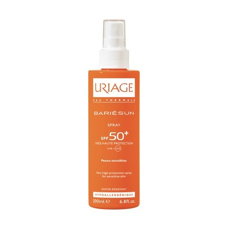 Uriage Bariésun Spray Très Haute Protection SPF 50+ 200ml