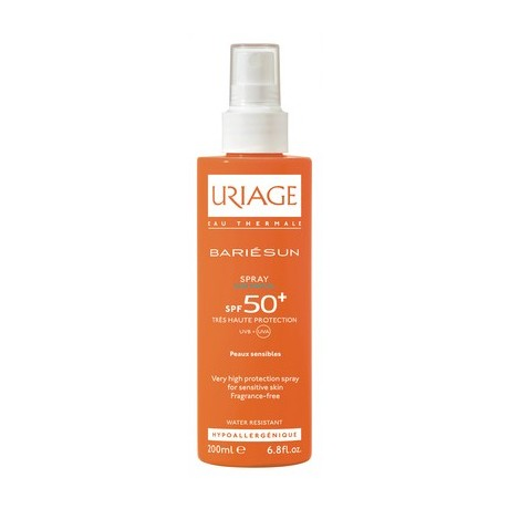 Uriage Bariésun Spray Sans Parfum Très Haute Protection SPF 50+ 200ml
