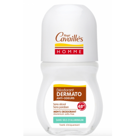 ROGE CAVAILLES DEO DERMATO HOMME DEODORANT ANTI ODEURS 48H ROLL ON 50ML