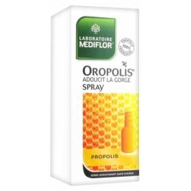 MÉDIFLOR OROPOLIS SPRAY ADOUCISSANT POUR LA GORGE 20 ML