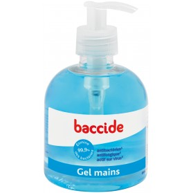 Cooper Baccide gel main 300mL