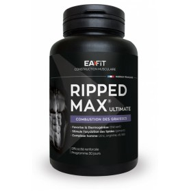 EAFIT RIPPED MAX ULTIMATE COMBUSTION DES GRAISSES 120 COMPRIMÉS