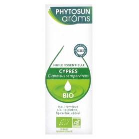 PHYTOSUN ARÔMS CYPRÈS (CUPRESSUS SEMPERVIRENS) BIO 10 ML