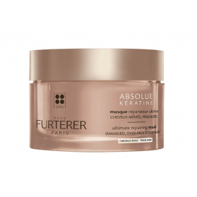RENE FURTERER ABSOLUE KERATINE MASQUE REPARATEUR ULTIME CHEVEUX EPAIS 200ML