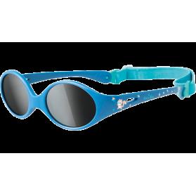 LUC ET LEA Lunettes de soleil 1-3 ans - Bleu