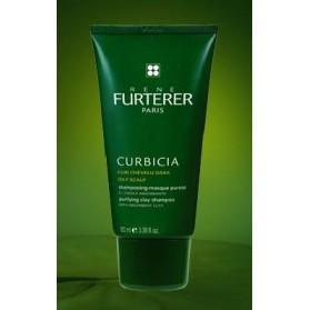 René Furterer Curbicia Shampooing-masque pureté 100mL