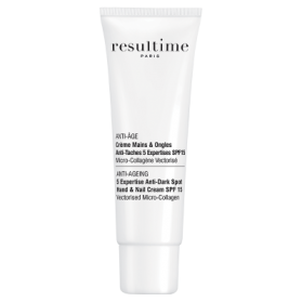 RESULTIME CRÈME MAINS & ONGLES ANTI-TACHES 5 EXPERTISES SPF15 50ML