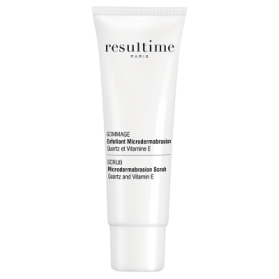 RESULTIME SOIN GOMMAGE MICRODERMABRASION QUARTZ 50ML