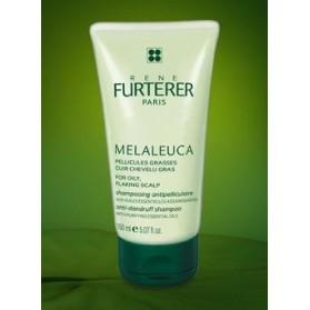 René Furterer Melaleuca Shampooing antipelliculaire pellicules grasses 150mL
