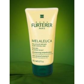 René Furterer Melaleuca Shampooing antipelliculaire pour pellicules sèches 150mL