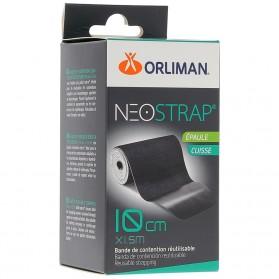 ORLIMAN Neostrap épaule et cuisse 10 cmx1.5 m - Boite de 1 bande de contention réutilisable