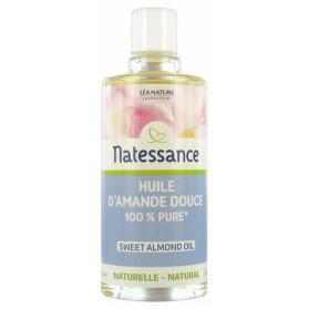NATESSANCE HUILE AMANDE DOUCE 100 ML