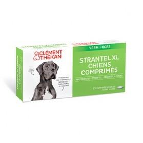 STRANTEL XL CHIEN 2 COMPRIMÉS