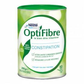 Nestlé OPTIFIBRE pot de 250 grammes