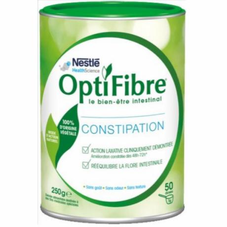 Nestlé OPTIFIBRE pot de 125 grammes