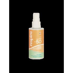 RESPIRE Spray Solaire SPF 50 120ml