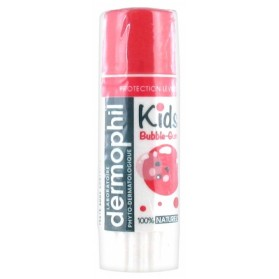 DERMOPHIL INDIEN KIDS PROTECTION LÈVRES 4 G - PARFUM : BUBBLE GUM