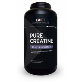 EAFIT Pure Créatine Gélules Energie Explosive 90 gélules