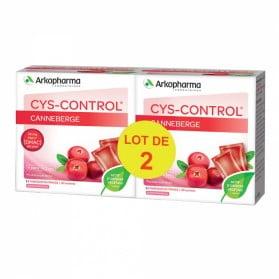 ARKOPHARMA CYS-CONTROL CANNEBERGE 2X20 SACHETS