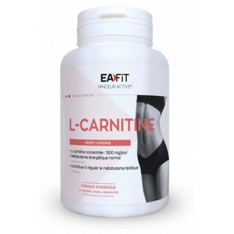 Eafit Minceur active L-Carnitine boite de 90 gelules