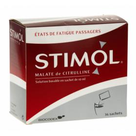 Stimol Solution Buvable 36 sachets