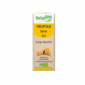 HERBALGEM Propolis LARGE SPECTRE BIO SPRAY 15ML