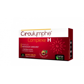 SANTE VERTE CIRCULYMPHE COMPLEXE H 16 COMPRIMES