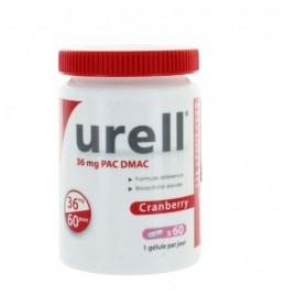 URELL CRANBERRY PAC 60 GELULES 36MG