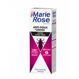 MARIE ROSE LOTION EXTRA FORTE POUX + LENTES 100ML