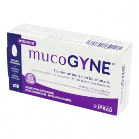 MUCOGYNE 10 Ovules Intimes