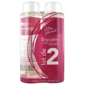 DERMAGOR ERYCALM LOTION MICELLAIRE APAISANTE LOT DE 2 X 400 ML