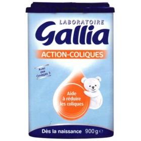 Gallia Expert Lait Action Coliques 800g