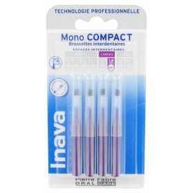 INAVA MONO COMPACT 4 BROSSETTES INTERDENTAIRES - TAILLE : ISO5 1,8 MM