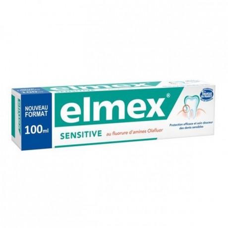 Elmex dentifrice sensitive 100ml