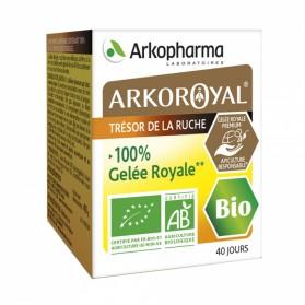 Arkopharma Arko Royal 100% Gelée Royale Bio 40 g
