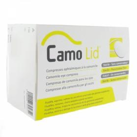 CAMOLID COMPRESSES OPHTALMIQUES A LA CAMOMILLE BOITE DE 15